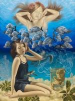 Het opgroeien van de Zeemeermin (2011) © Michaël Hiep