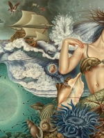 Mare and the fountain of life (2006) © Michaël Hiep
