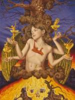 Verjonging (element Vuur) (2008) © Michaël Hiep