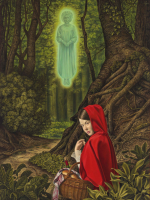 Little Red Riding Hood © Michaël Hiep